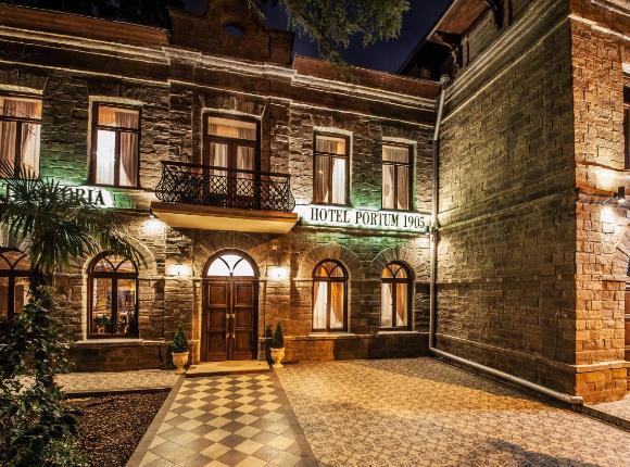 Бутик-Отель ПОРТУМ 1905, Сочи