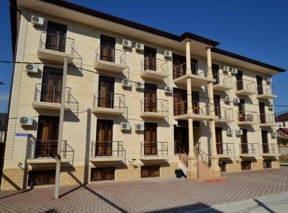 Отель Acropolis Palace, Кабардинка