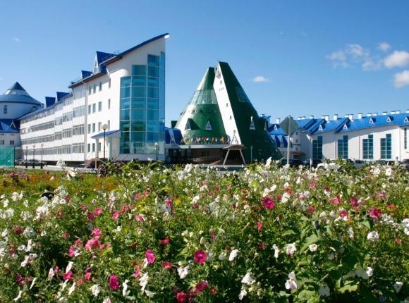 Гостиничный комплекс Югорская долина, Ханты-Мансийск