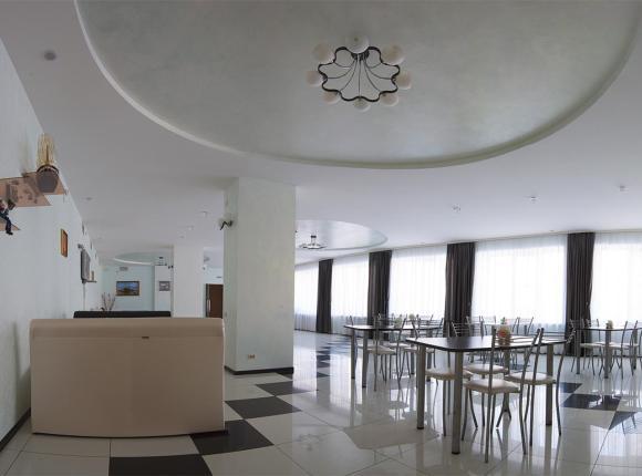 Гостиница Металлург, Златоуст