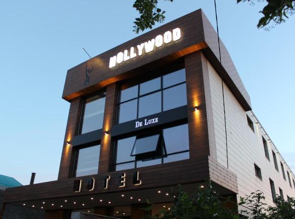 Гостиница Hollywood De Luxe, Краснодар