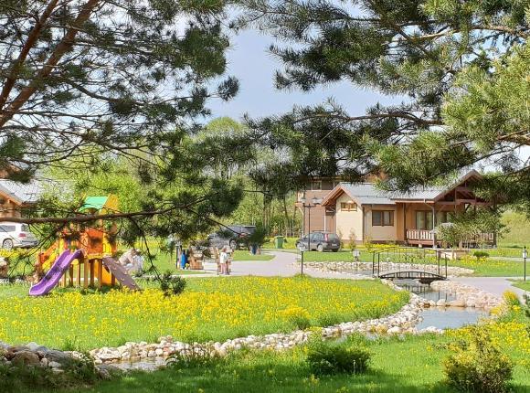 База отдыха Новинки Парк, Арнеево