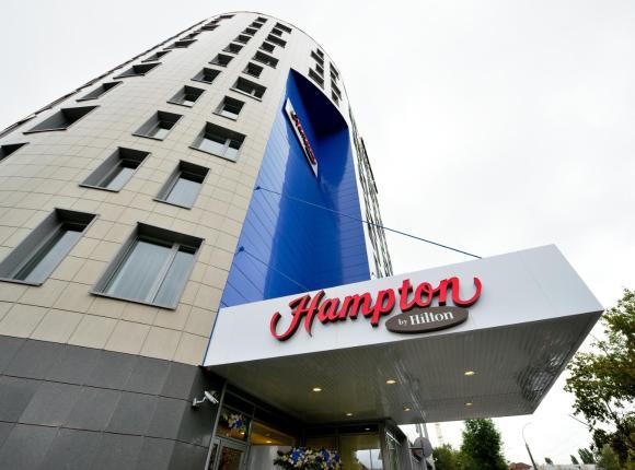 Отель Hampton by Hilton Voronezh, Воронеж