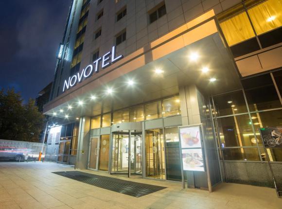 Отель Novotel Екатеринбург Центр