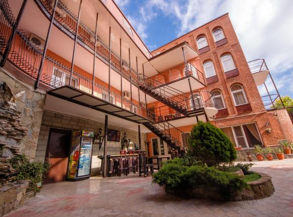 Отель Самара, Геленджик