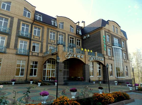 Отель Роща невест, Курск
