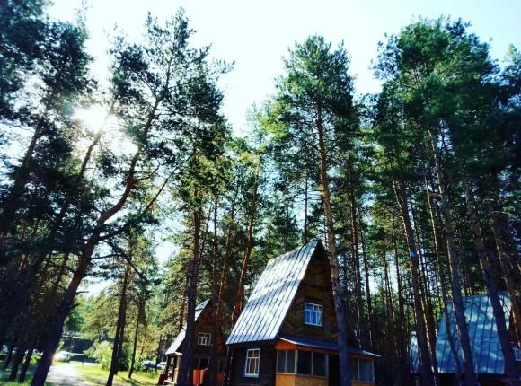 База отдыха Хопёр, Нижнее Голицыно