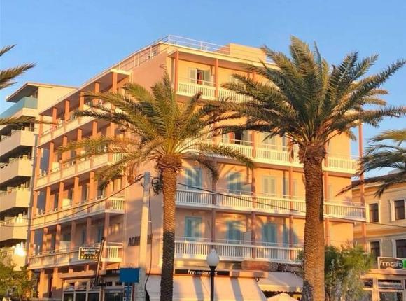 Achillion Hotel, Родос