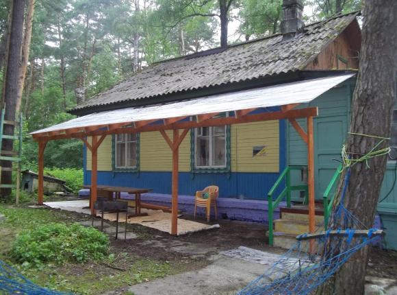 База отдыха Лесная Сказка, Волковское
