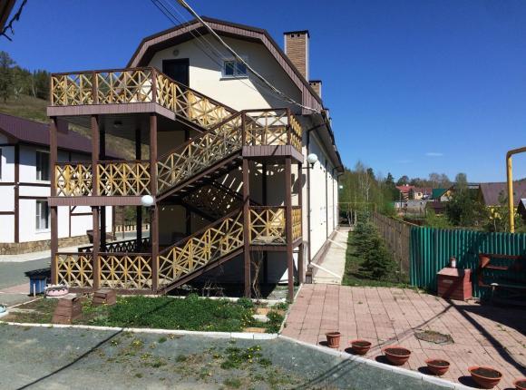 Курортный отель Вертикаль, Новоабзаково