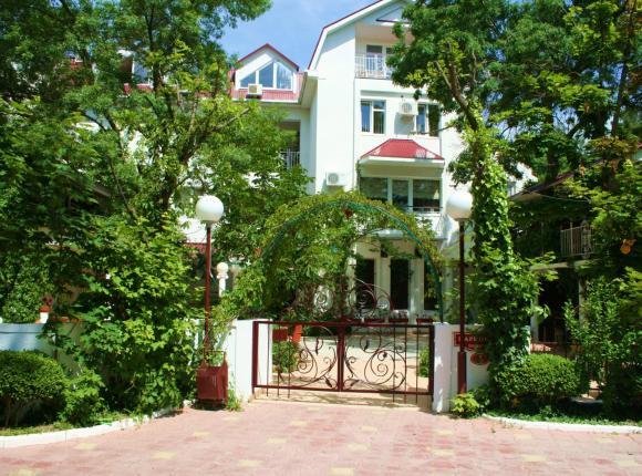 Гостевой дом Марго, Дивноморское