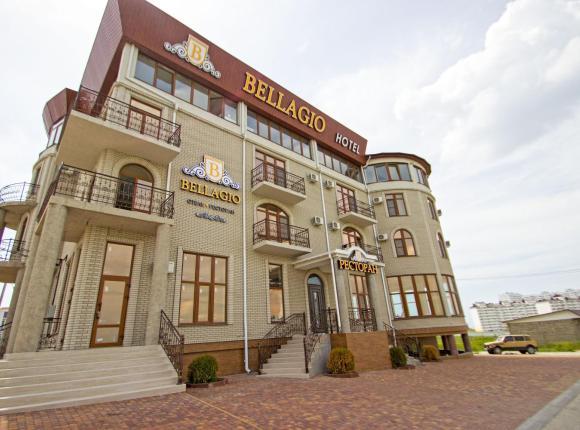 Отель Белладжио, Анапа