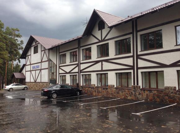 Отель Авальман, Барнаул