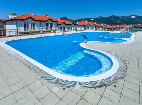 Отель Кедровая роща, Кабардинка
