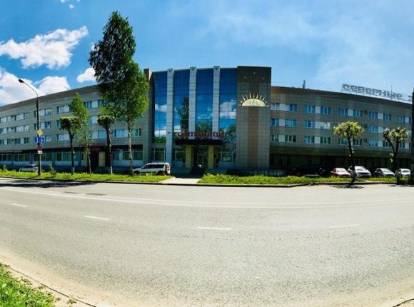 Отель Северные зори, Череповец