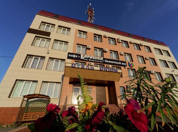 Гостиница Орион, Тверь