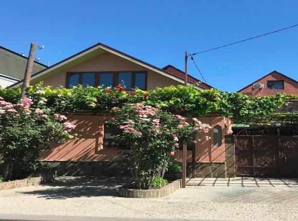 Гостевой дом Испанский дворик, Анапа