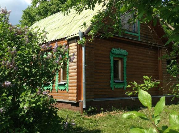 Country House on Rechnaya 5, Никола-Ленивец
