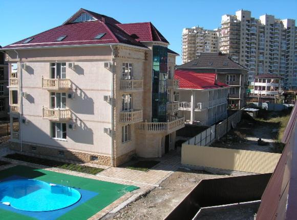Гостевой дом Радушный, Лазаревское