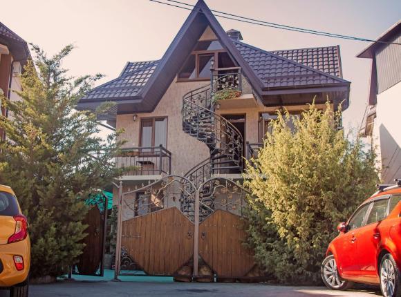 Гостевой дом Алекса, Лазаревское