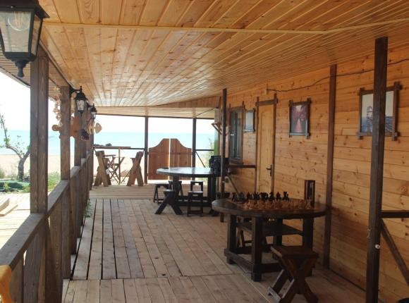 Гостевой дом Альбатрос, Веселовка