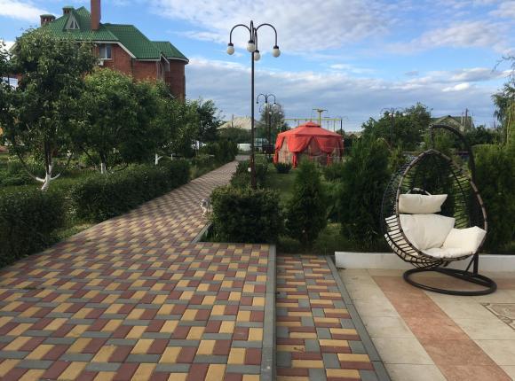 Отель Green Roof, Камышин