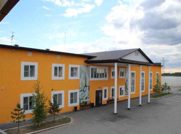 Отель Раздолье, Тобольск