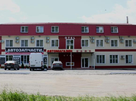 Отель №1 на улице Гагарина, Павловск (Воронежская область)