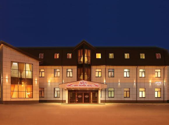 Отель Арм Премьер, Череповец