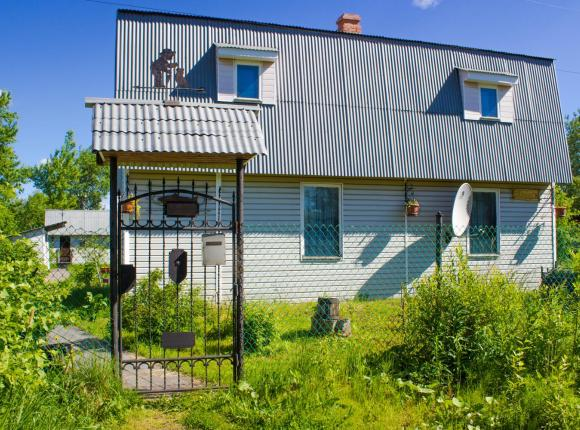 Гостевой дом На Машинистов 21а, Кемь