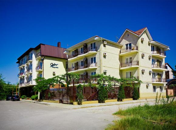 Гостиница Марко Поло Анапа, Джемете