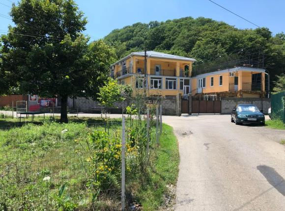 Гостевой дом Мандариновый, Волконка