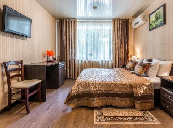 Отель Браво, Самара