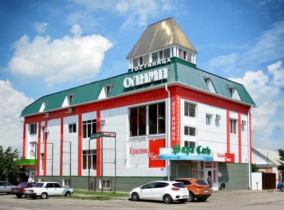 Отель Олимп, Россошь