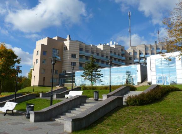Парк-Отель Валдай, Новгородская область