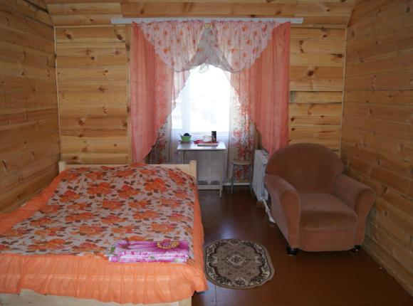 Усадьба На Алтайской, Чемал