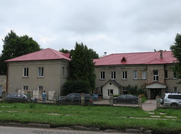 Hostel-Park, Кингисепп