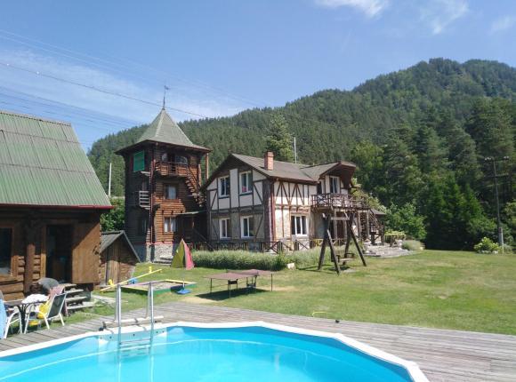 Дом для отпуска Междуречье, Усть-Муны