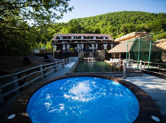 Курортный отель Роз Мари, Солоники