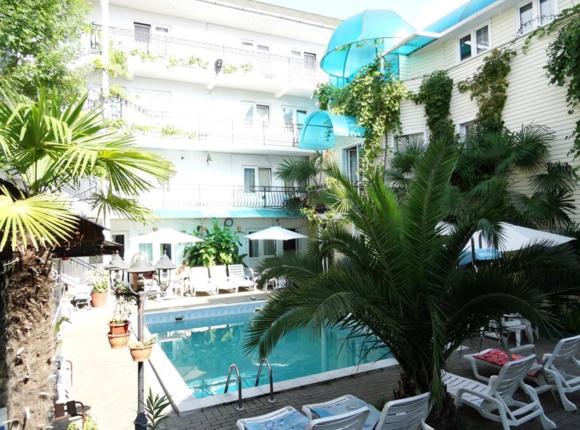 Отель Sun City, Адлер