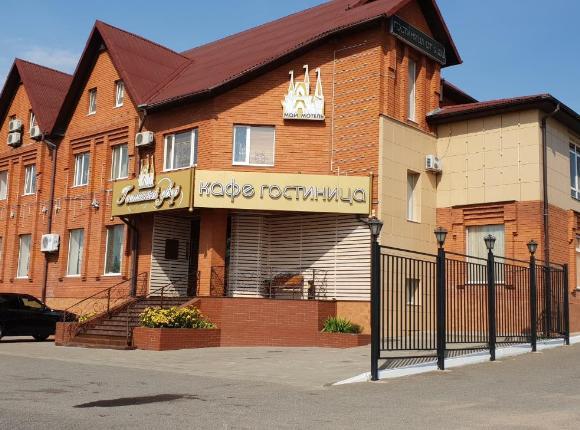 Отель Гостиный двор, Ярцево