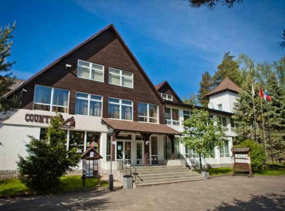 Отель Country Resort, Вербилки
