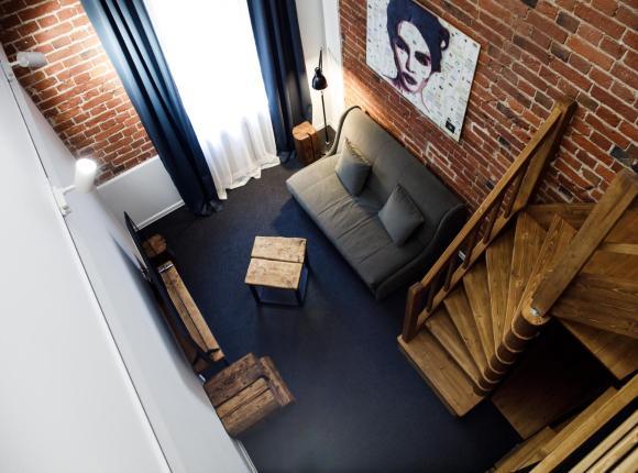 Отель Winewood Moscow Lounge, Москва