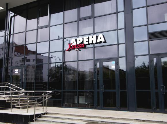 Хостел Арена, Екатеринбург