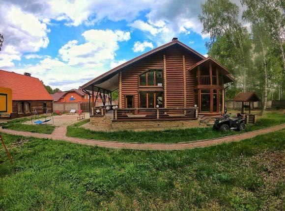Дом для отпуска На Луговой 3, Новоабзаково