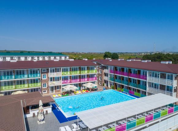 Отель Sea Breeze Resort, Джемете