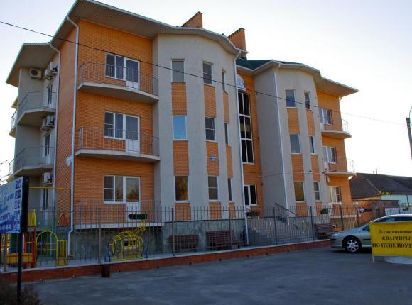 Гостевой дом Сияние Тамани, Голубицкая