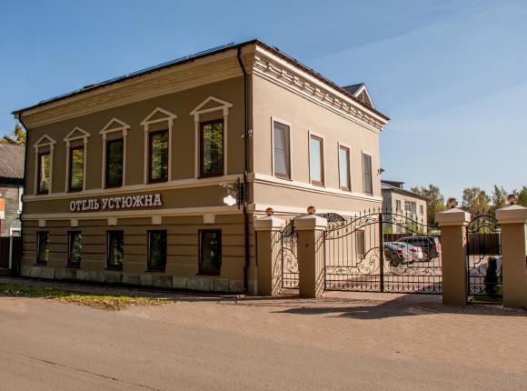 Отель Устюжна