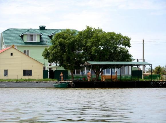 База отдыха Астраханская жемчужина, Федоровка (Енотаевский район)