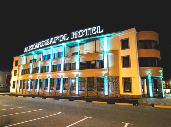 Отель Alexandrapol Hotel, Кстово